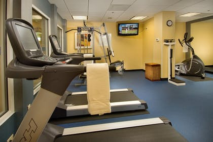 Fitness Facility | Holiday Inn Express & Suites Alexandria - Fort Belvoir