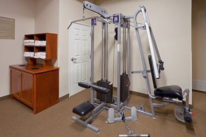 Fitness Facility | Candlewood Suites Mount Pleasant