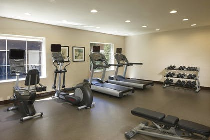Fitness Facility | Fairfield Inn & Suites Houston Intercontinental Airport