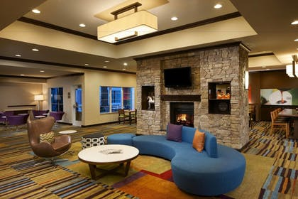 Interior Detail | Fairfield Inn & Suites Houston Intercontinental Airport