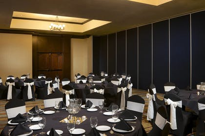Ballroom | Fairfield Inn & Suites Houston Intercontinental Airport