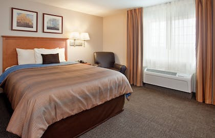 Guestroom | Candlewood Suites Northeast Kansas City