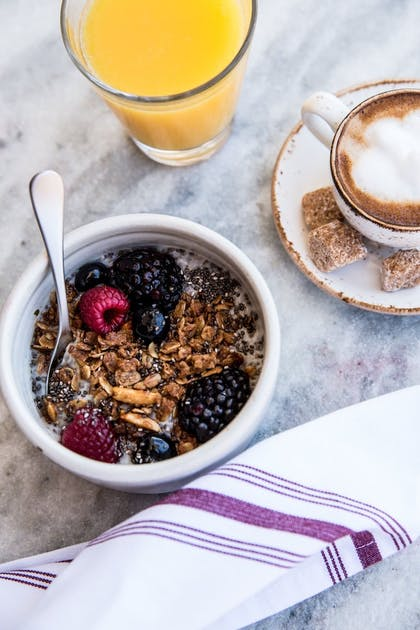 Breakfast Meal | Kimpton Hotel Eventi