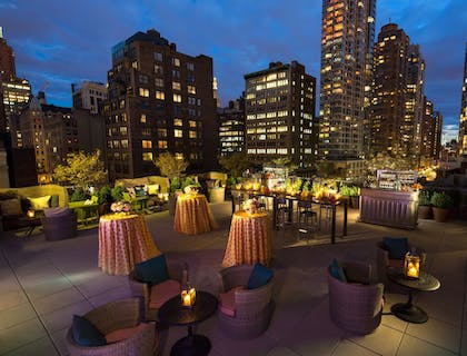 Terrace/Patio | Kimpton Hotel Eventi