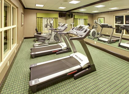 Fitness Facility | Holiday Inn Express & Suites Covington