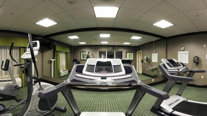 Gym | Holiday Inn Express & Suites Covington