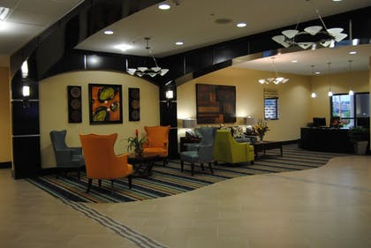 Interior | Holiday Inn Express & Suites Covington