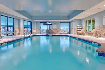 Pool | Holiday Inn Express & Suites Covington