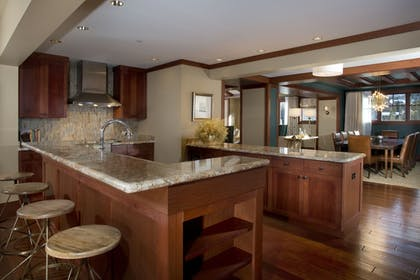 In-Room Kitchen | Four Seasons Resort Vail