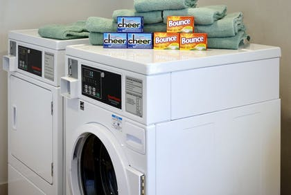 Laundry Room | SpringHill Suites by Marriott Ewing Princeton South