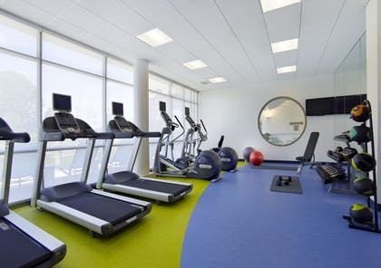 Fitness Facility | SpringHill Suites by Marriott Ewing Princeton South