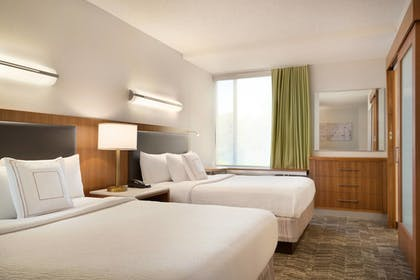 Guestroom | SpringHill Suites by Marriott Ewing Princeton South