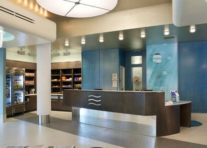 Lobby | SpringHill Suites by Marriott Ewing Princeton South