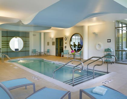Indoor Pool | SpringHill Suites by Marriott Ewing Princeton South