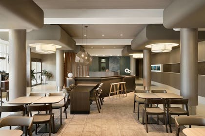 Hotel Bar | SpringHill Suites by Marriott Ewing Princeton South