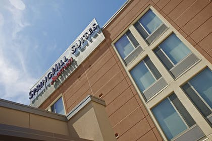 Hotel Front | SpringHill Suites by Marriott Ewing Princeton South
