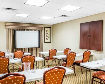 Meeting Facility | Comfort Suites Wilson I-95