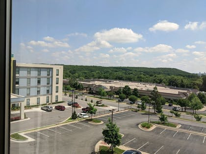 View from Hotel | Hampton Inn & Suites Tulsa/Tulsa Hills
