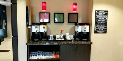 Coffee Service | Hampton Inn & Suites Tulsa/Tulsa Hills
