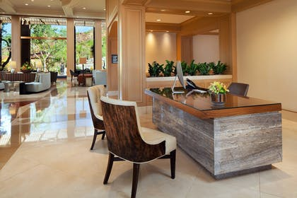 Lobby | The Canyon Suites at The Phoenician, Luxury Collection