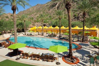 Pool | The Canyon Suites at The Phoenician, Luxury Collection