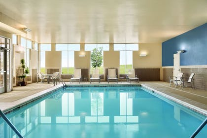 Indoor Pool | HYATT house Denver Airport