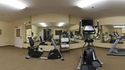 Fitness Facility | Candlewood Suites Minot