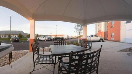 Terrace/Patio | Candlewood Suites Minot