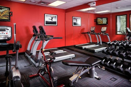 Gym | Staypineapple, The Maxwell Hotel, Seattle Center Seattle