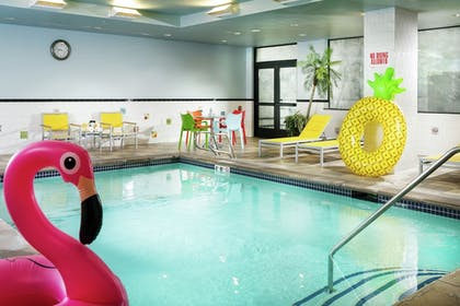 Indoor Pool | Staypineapple, The Maxwell Hotel, Seattle Center Seattle