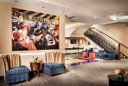 Banquet Hall | Staypineapple, The Maxwell Hotel, Seattle Center Seattle