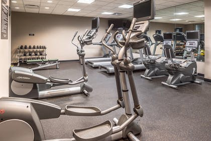 Fitness Facility | Residence Inn by Marriott Pittsburgh North Shore