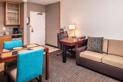 Guestroom | Residence Inn by Marriott Pittsburgh North Shore