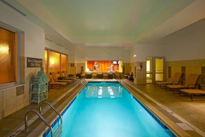 Indoor Pool | Residence Inn by Marriott Pittsburgh North Shore