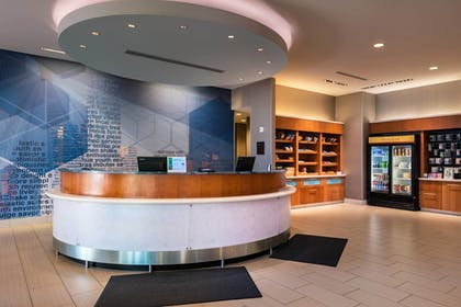 Lobby | SpringHill Suites by Marriott Pittsburgh Southside Works
