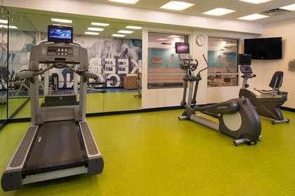 Fitness Studio | SpringHill Suites by Marriott Pittsburgh Southside Works