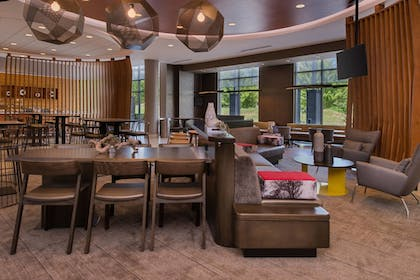 Hotel Interior   SpringHill Suites by Marriott Pittsburgh Southside Works