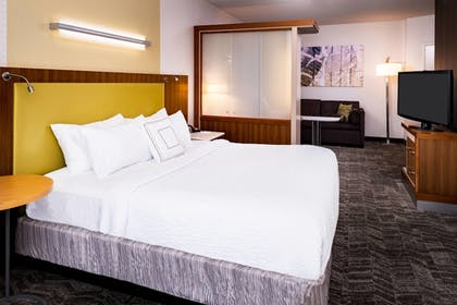 Guestroom | SpringHill Suites by Marriott Pittsburgh Southside Works