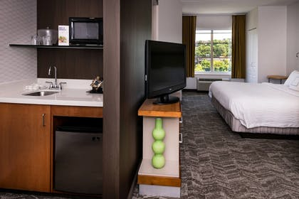 In-Room Kitchenette | SpringHill Suites by Marriott Pittsburgh Southside Works