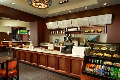 Restaurant | Courtyard by Marriott Atlanta Downtown