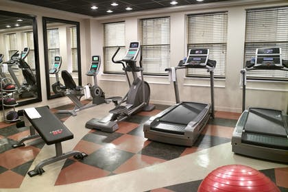 Sports Facility | Courtyard by Marriott Atlanta Downtown