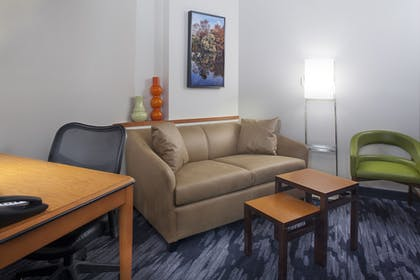 Living Area | Fairfield Inn & Suites by Marriott Montgomery EastChase Pkwy