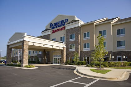 Hotel Front | Fairfield Inn & Suites by Marriott Montgomery EastChase Pkwy