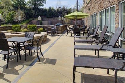 Terrace/Patio | Fairfield Inn & Suites by Marriott Montgomery EastChase Pkwy