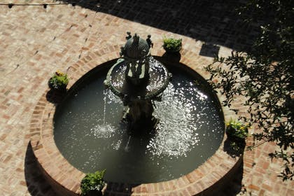 Fountain | Old Capitol Inn