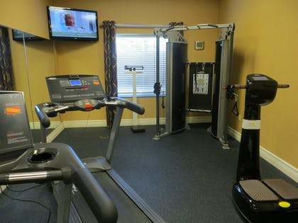 Fitness Facility | Holiday Inn Express Hotel & Suites Saint Augustine North