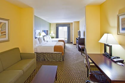 Room | Holiday Inn Express Hotel & Suites Saint Augustine North