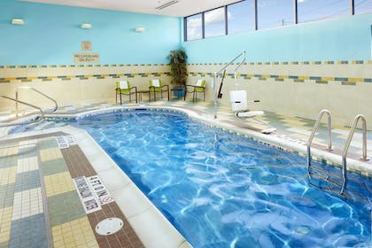 Pool | SpringHill Suites by Marriott Pittsburgh Bakery Square