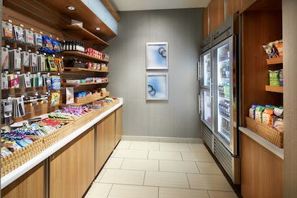 Interior Detail | SpringHill Suites by Marriott Pittsburgh Bakery Square