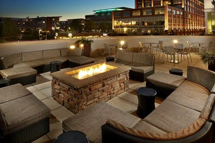 Terrace/Patio | SpringHill Suites by Marriott Pittsburgh Bakery Square